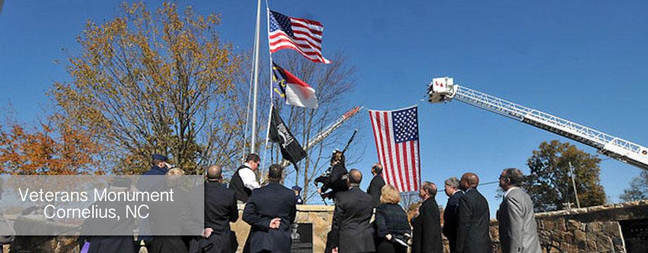 Cornelius Veterans Monument