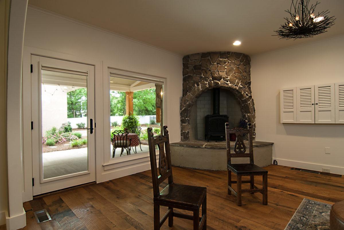 Custom Home Luxury Cottage Davidson NC McMillan Builders RGB0010