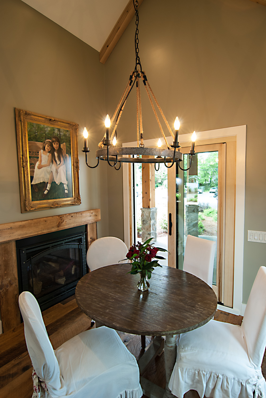 Custom Home Luxury Cottage Davidson NC McMillan Builders RGB0018