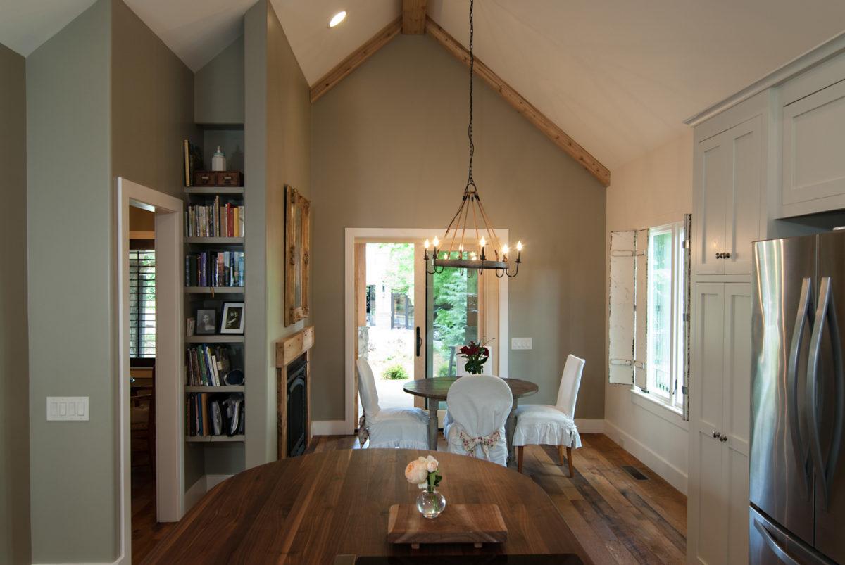 Custom Home Luxury Cottage Davidson NC McMillan Builders RGB0041