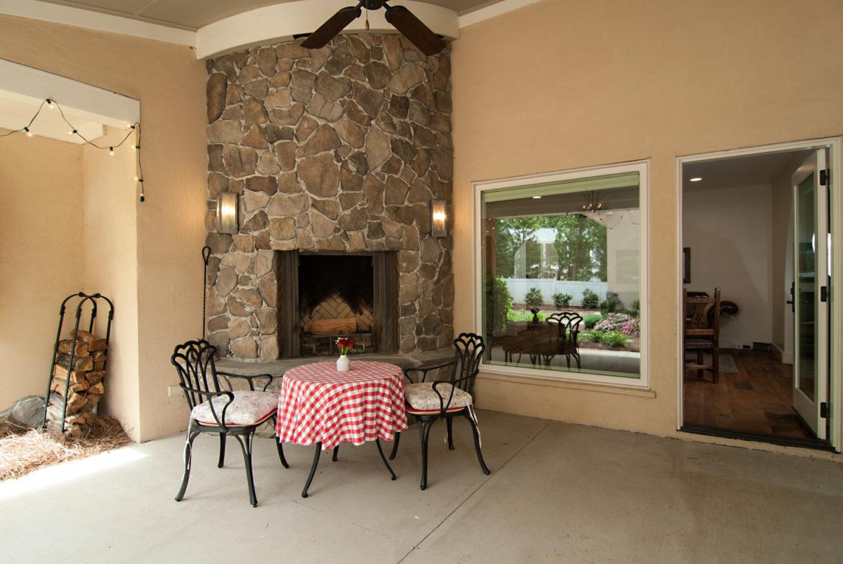 Custom Home Luxury Cottage Davidson NC McMillan Builders RGB0111