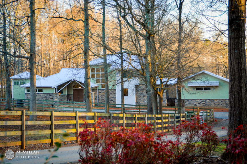 Equestrian Estate Huntersville North Carolina 306